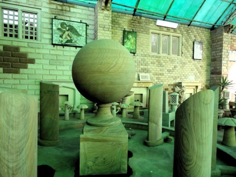 Artifact-8 Rachana Stones