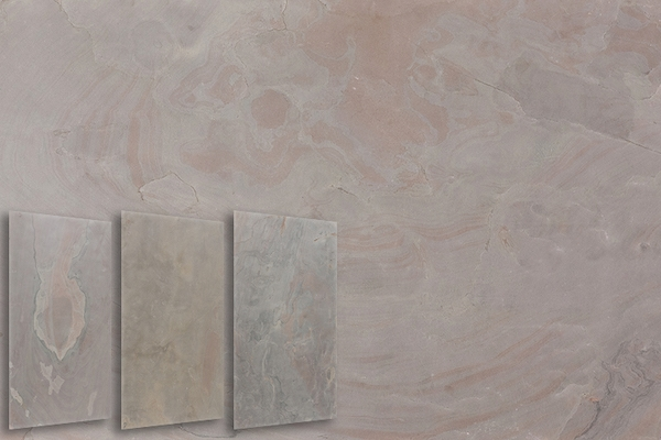Multi Pink Veneer Manufacturer rachana Stones India Exporter