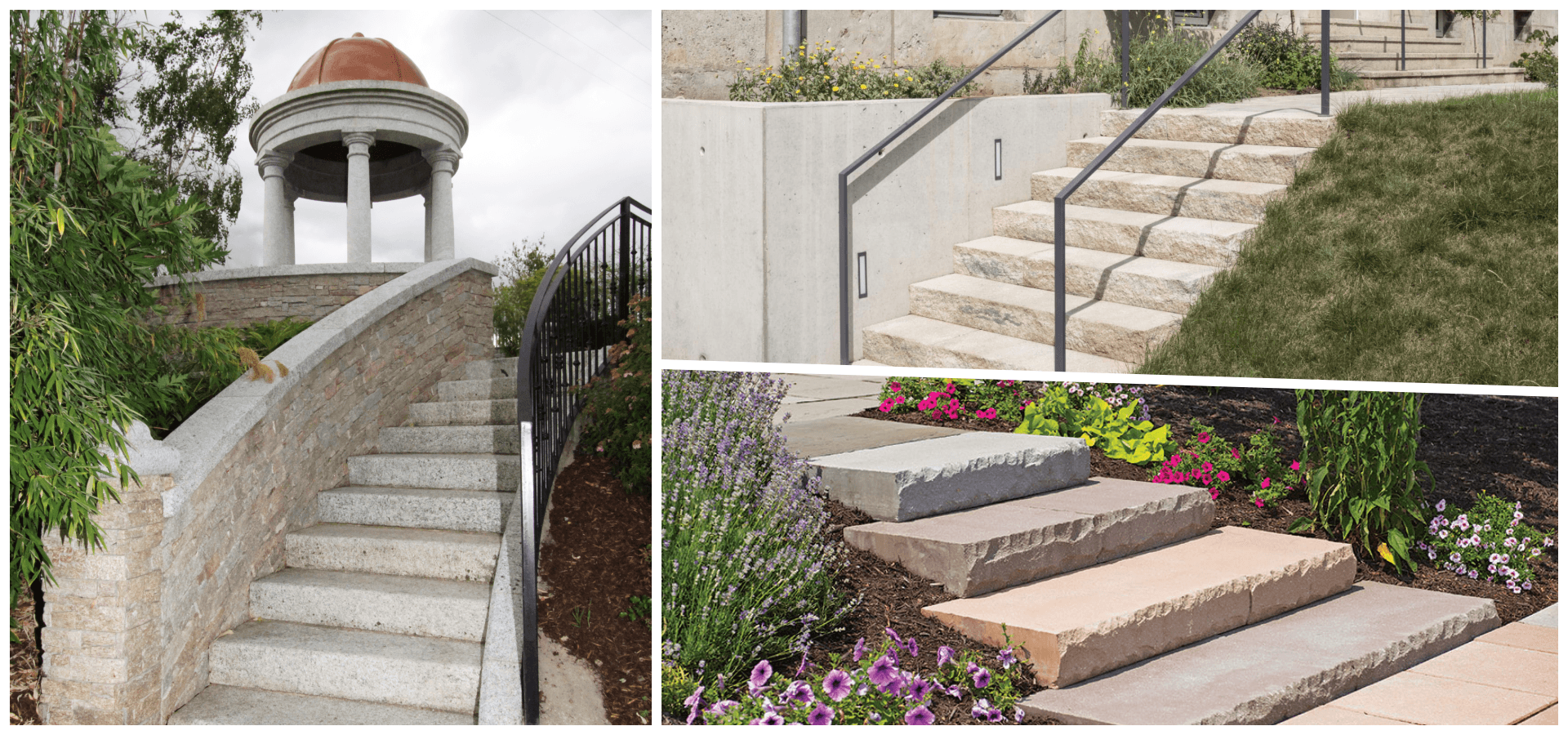 Block Stone Steps Manufacturer Exporter India Rachana Stones