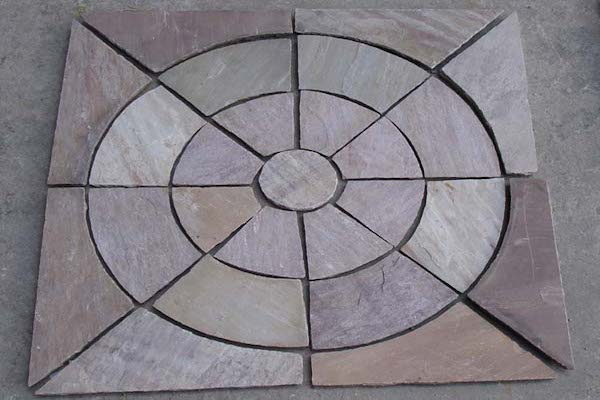 Circle PAving Raveena Stone Circle Manufacturer Exporters Rachana Stones India mail:care@rachanastones.com