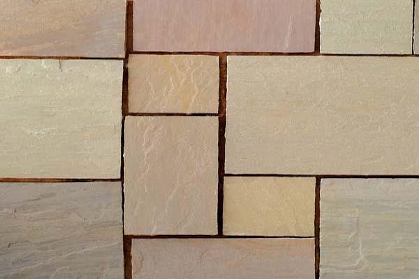 Flagstone Autumn Brown Supplier Exporter Rachana Stones India