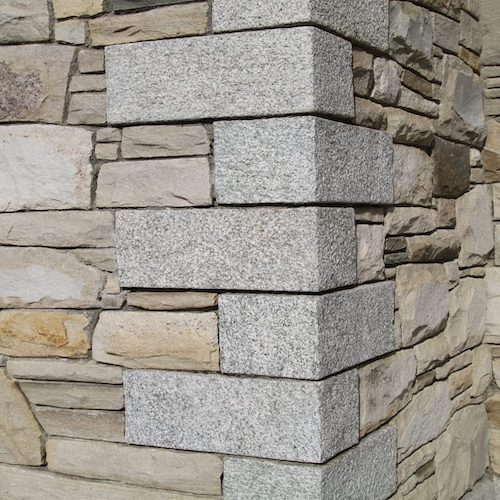 Granite Quoins manufacturer supplier exporter India Rachana Stones
