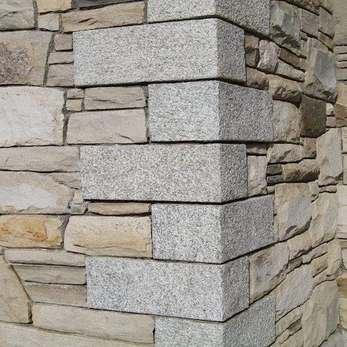 Granite Quoins manufacturer supplier exporter India Rachana Stones