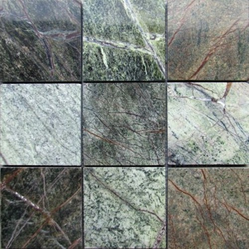 MARBLE-Rainforest-Green-Mosaic-Polished-3x39-pcs-per-mesh-pattern-