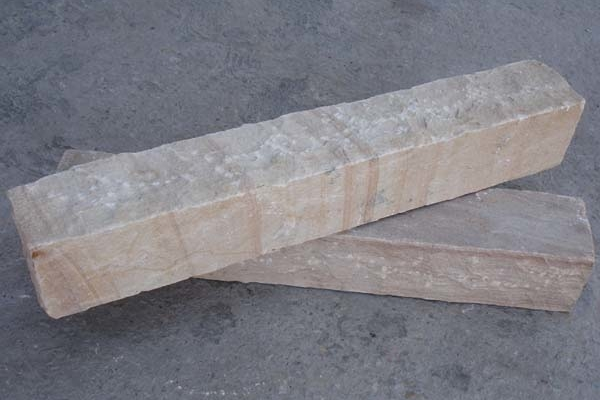 Mint Fossil stone palisade supplier rachana stones india