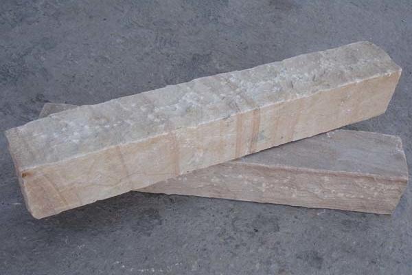 Mint Fossil stone palisade supplier rachana stones india