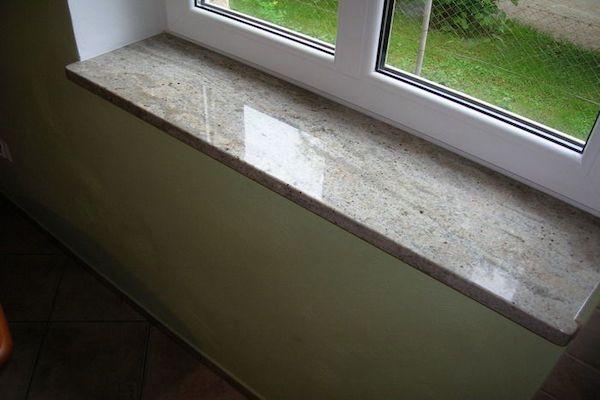 Kashmir White window cill