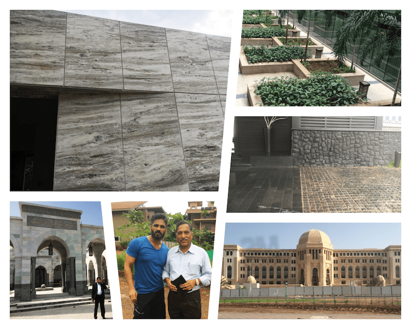 Our Projects-Best Exporter Supplier of Sandstone Granite Marble Limestone Slate Quartzite Rachana Stones India