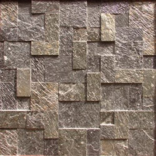 SLATE-Deoli-Green-Set-Pattern-Mosaic Stone Supplier Rachana Stones India