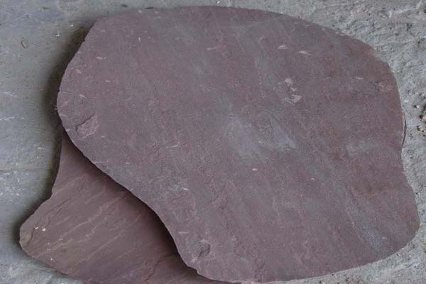 Stepping Stone PAving MAndaan RedRachana Stones Exporter India mail:care@rachanastones.com