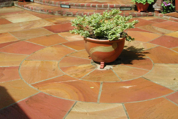 Stone Circle Patio Manufacturer Exporter Rachana Stones India