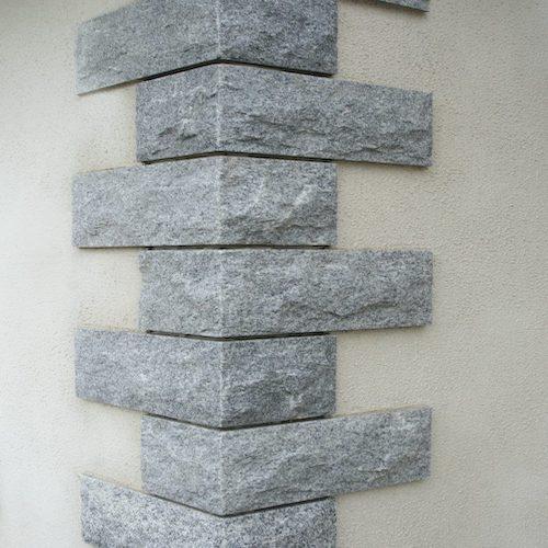 Stone Grey Quoins supplier exporter India Rachana Stones