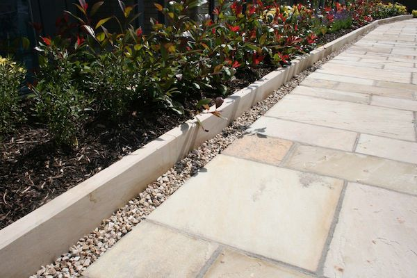 sandstone kerb stone supplier rachana stones India mail:care@rachanastones.com