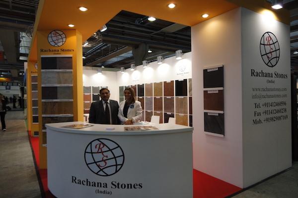 2010 Marmomacc Verona Rachana Stones 2