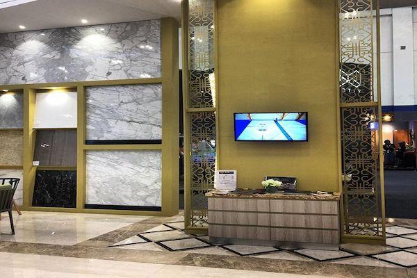 2017 Indo Build Jakarta Rachana Stones 1