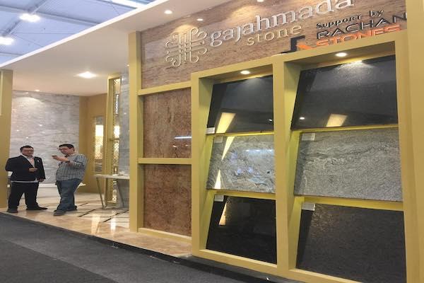 2017 Indo Build Jakarta Rachana Stones 2