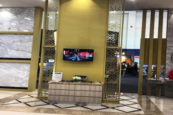 2017 Indo Build Jakarta Rachana Stones 3