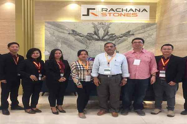 2017 Indo Build Jakarta Rachana Stones 4